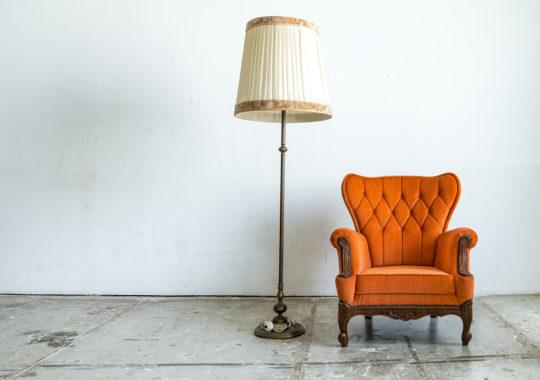 La touche de vintage réussie pour ses chaises