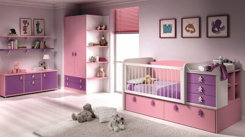 Conseils pour relooker la chambre d'enfant