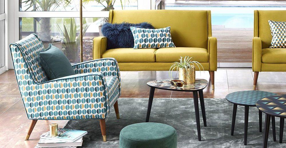 Le fauteuil vintage pour une ambiance rétro