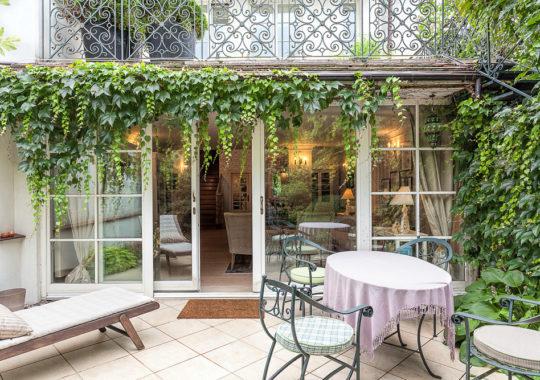 Trouver le beau fauteuil vintage extérieur pour aménager et transformer sa terrasse